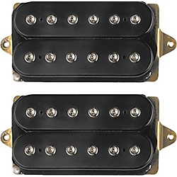 DiMarzio D Activator Humbucker Set STD NK F-SP BRDG (PS219.220FBK)