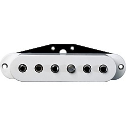 DiMarzio DP175S True Velvet Single Coil Middle Electric Guitar Pickup (DP175SBK)