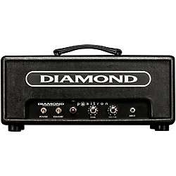 Diamond Amplification Positron Vanguard Series 18W Tube Guitar Amp Head (USED004000 Positron)
