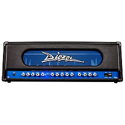 Diezel Lil Fokker 100W Tube Guitar Head (USED004000 LOLFOKKER)