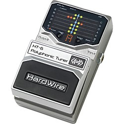 DigiTech Hardwire Series HT-6 Polyphonic Pedal Tuner (USM-HT-6)