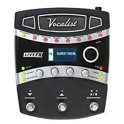 DigiTech Vocalist Live FX Vocal Effects Processor (USM-VLFX)