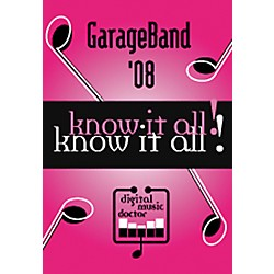 Digital Music Doctor GarageBand '08 - Know It All! Tutorial DVD (DMDGB811)