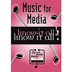 Digital Music Doctor Music for Media Know It All! DVD (DMDM4M11)