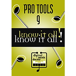 Digital Music Doctor Pro Tools 9 - Know It All! DVD (DMDPT911)