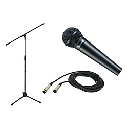 Digital Reference DRV100 Dynamic Mic Package 2 (3-PRO20MDRV100MGTBSMG-KIT)