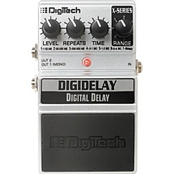 Digitech DigiDelay Digital Delay Pedal (USM-XDD)