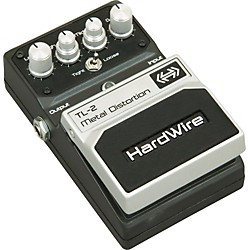 Digitech Hardwire Series TL-2 Metal Distortion Guitar Effects Pedal (USM-TL-2)