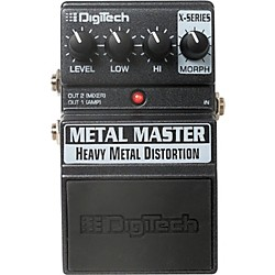 Digitech XMM Metal Master Heavy Metal Distortion Pedal (USM-XMM)