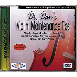 Dr. Dan's Violin Maintenance DVD (VIDVD)