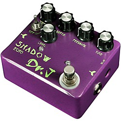 Dr. J Pedals D-54 Shadow Echo Guitar Effects Delay Pedal with True Bypass (Shadow Echo)
