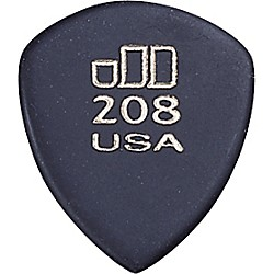 Dunlop 477R208 Jazztone Guitar Picks - Large Pointed (477R208)