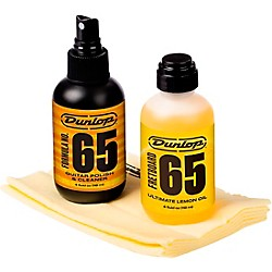 Dunlop Body and Fingerboard Cleaning Kit (6503)