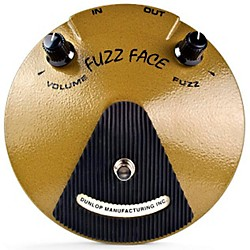 Dunlop Eric Johnson Signature Fuzz Face Distortion Guitar Effects Pedal (EJF1)
