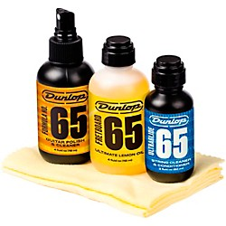 Dunlop Formula 65 Guitar Tech Kit (6504)