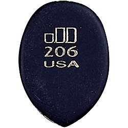 Dunlop JD JazzTone 206 Guitar Picks 6-Pack (477P206)