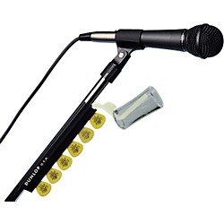Dunlop Microphone Stand Pick and Slide Holder (5015 SINGLE)