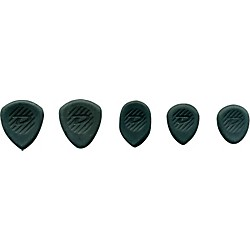 Dunlop Primetone 5mm Guitar Picks 3-Pack (477P504)