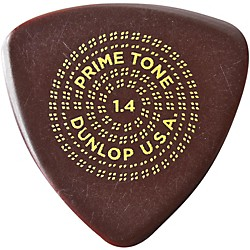Dunlop Primetone Triangle Sculpted Plectra 3-Pack (513P14)