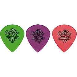 Dunlop Tortex Jazz Guitar Pick (472RH3)
