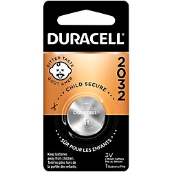 Duracell Lithium 3-Volt Battery (DL2032BPK)