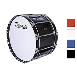 Dynasty Marching Bass Drum (MB-16CRQ)