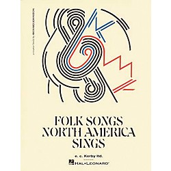 E.C. Kerby Folk Songs North America Sings Kodaly Collection Book (50480904)