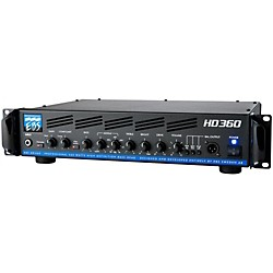 EBS HD360 360W Bass Guitar Amplifier Head (EBS HD360)