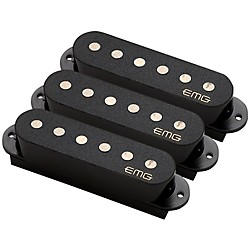 EMG EMG-SAV Alnico Single Coil Active Pickup Set (2607)