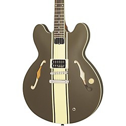 EPIPHONE Tom Delonge Signature ES-333 Semi-Hollow Electric Guitar (ETD3BRCH1)