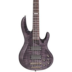 ESP B-208FM 8-String Bass with Flamed Maple Top (USED004000 LB208FM/STBLK)