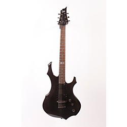 ESP F-100FM Electric Guitar (USED005006 LF100FMSTBLK)