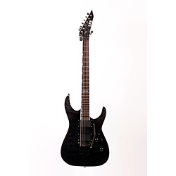 ESP LTD MH-350FR Electric Guitar (USED005021 LMH350FRSTBLK)