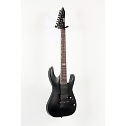 ESP LTD MH-417 7-String Electric Guitar (USED005014 LMH417BLKS)