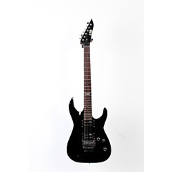 ESP MH-50 Electric Guitar with Tremolo (USED005034 LMH50BLK)