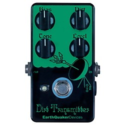 EarthQuaker Devices Dirt Transmitter Fuzz Guitar Effects Pedal (USED004000 EQDDIRT)