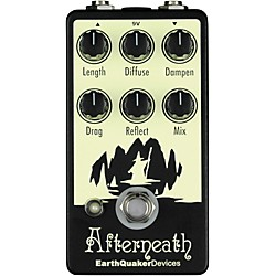 Earthquaker Devices Afterneath Reverb Guitar Effects Pedal (EQDAFTE)