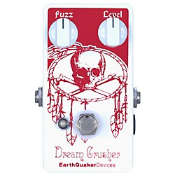 Earthquaker Devices Dream Crusher Fuzz Guitar Effects Pedal (USED004000 EQDDREA)