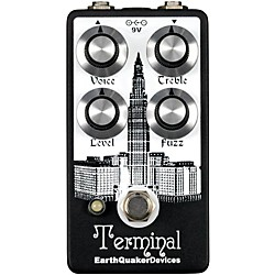 Earthquaker Devices Terminal Fuzz Guitar Effects Pedal (USED004000 EQDTERM)