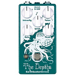 Earthquaker Devices The Depths Optical Vibe Machine Guitar Effects Pedal (USED004000 EQDDEPT)