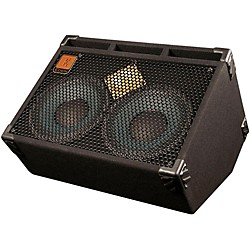 Eden D210 500w 2x10 4ohms Bass Speaker Cabinet and Monitor Wedge (USM-D210MBX-4-U)