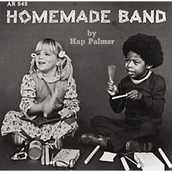 Educational Activities Homemade Band (CD 545)