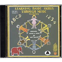 Educational Activities Learning Basic Skills Building Vocabulary (CD 521)