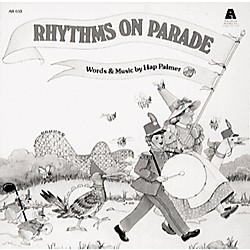 Educational Activities Rhythms on Parade (CD 633)