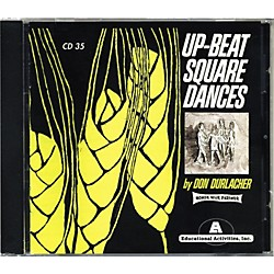Educational Activities Up Beat Square Dances (CD35)