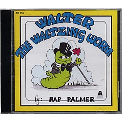 Educational Activities Walter the Waltzing Worm (CD-555)