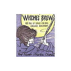 Educational Activities Witches Brew (CD 576)