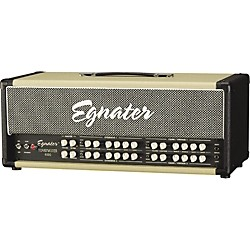Egnater Tourmaster Series 4100 100W All-Tube Guitar Amp Head (TOURMASTER 4100 USED)
