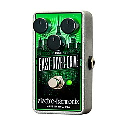 Electro-Harmonix East River Drive Overdrive Guitar Effects Pedal (East River Drive)