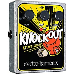 Electro-Harmonix XO Knockout Attack Equalizer Guitar Effects Pedal (XOKNOCKOUT USED)